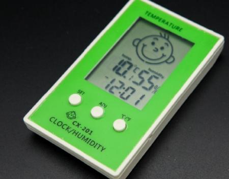 Galda/Sienas termometrs