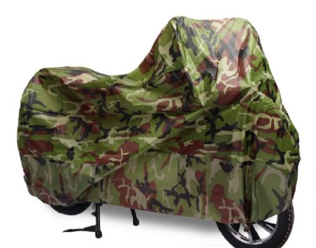 Motocikla pārvalks