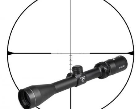 Optiskais tēmeklis 3 x 9 x 40