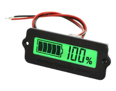 Bateriju indikators