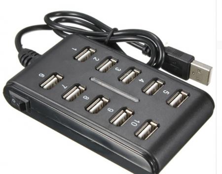 USB dalītājs