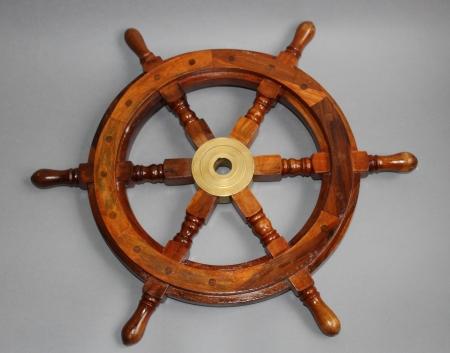 Kuģa stūres rats