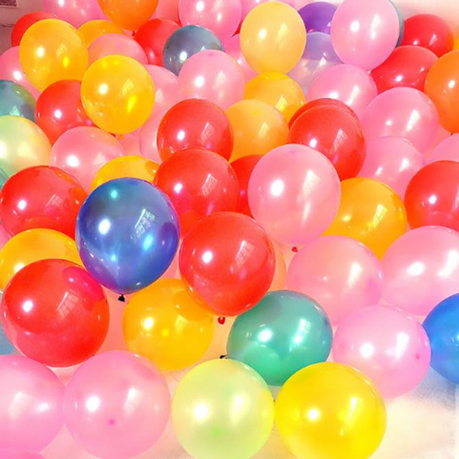 100 baloni